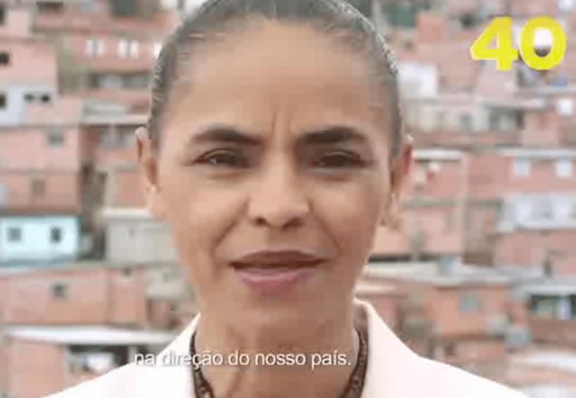 Franja Electoral – Marina Silva