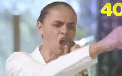 Ultimo Programa de TV – Marina Silva