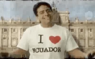 Vamos Rafael no te van a detener – Rafael Correa