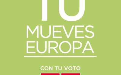 Tu Mueves Europa – PSOE