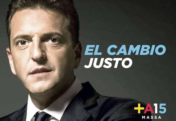 El Cambio Justo – Sergio Massa