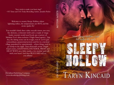 Sleepy Hollow full cover art