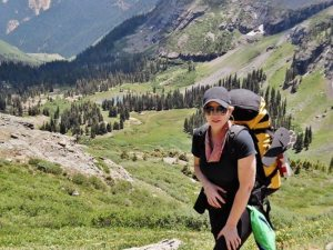 Ginny Bogaert's Colorado Back Country Wilderness Trip became a lesson in the Art of the Accidental Adventure.