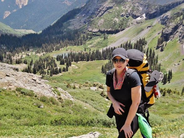 Ginny Bogaert's 2013 Colorado Back Country Wilderness Trip became a lesson in the Art of the Accidental Adventure.