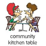 Community Kitchen Table