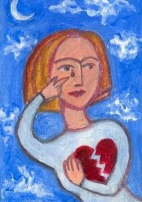 البحث عن قصة حب وعذاب