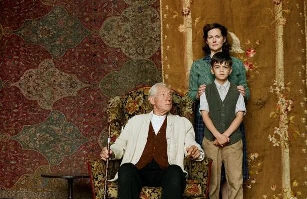 مراجعة فيلم Mr.Holmes