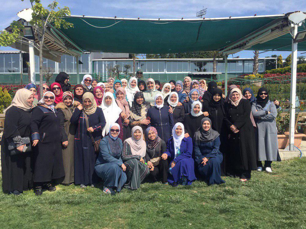 لقاء جمعية ديار القرآن في اسطنبول