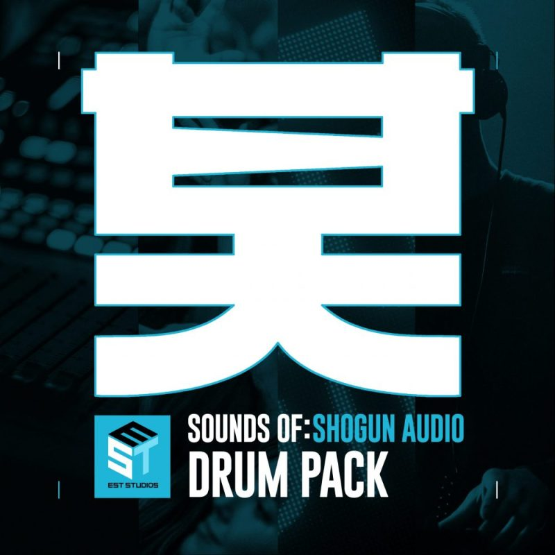 SOUNDS OF SHOGUN AUDIO DRUM PACK