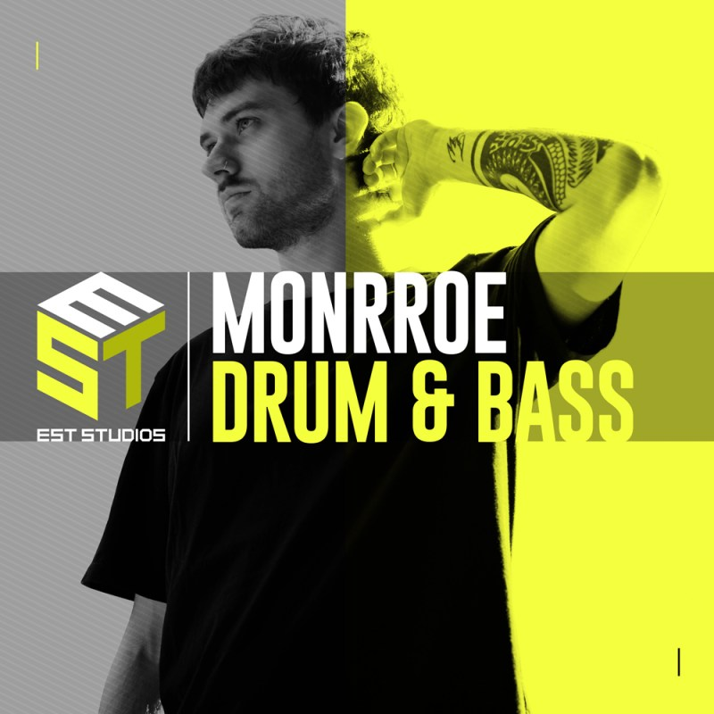 Monrroe Drum & Bass: Full Pack