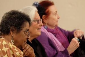 KPFA honors Avotcja, Nina Serrano, Jennifer Stone