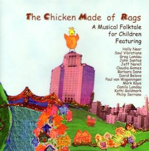 The Story of the Chicken Made of Rags, Musical for Children