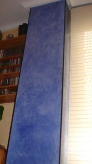 estuco azul cielo