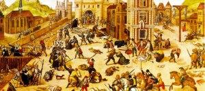 La masacre de San Bartolomé
