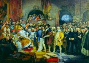 La dieta de Spira (1529)