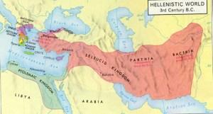 Israel en medio del rey del norte y el rey del sur