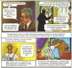 Ex jesuita Alberto Rivera escribe que el Islam fue creado por el Vaticano