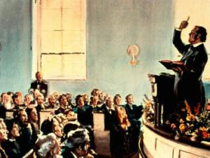 William Miller predicando