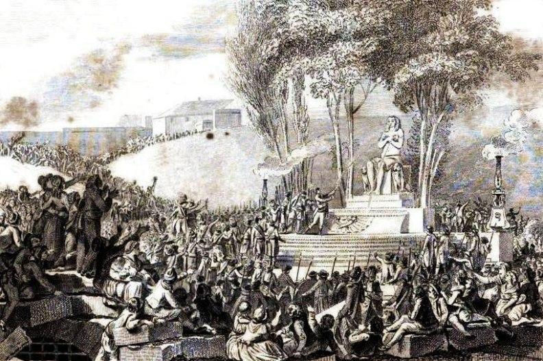 Fontaine_de_la_Régénération_(Bastille)_10_août_1793