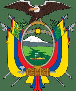 Escudo del Ecuador 1900