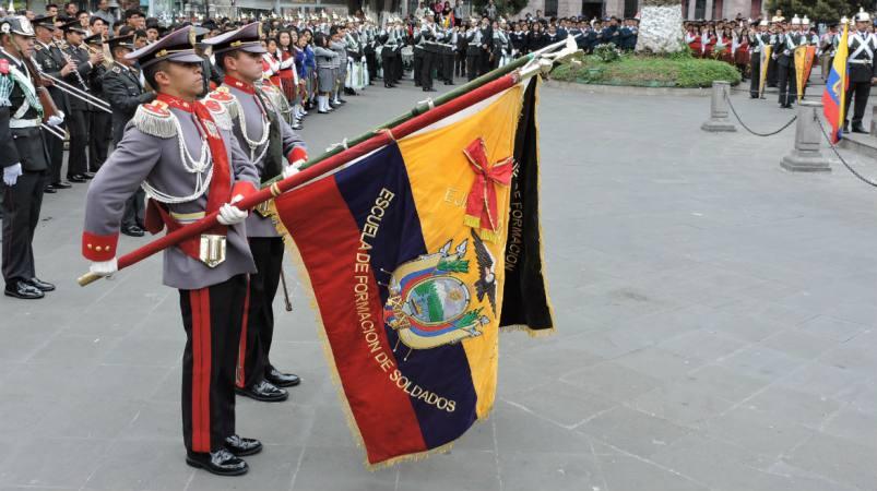 Bandera para entidades
