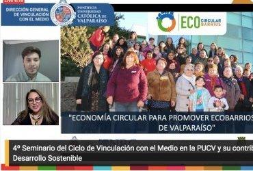 NBC y Centro de Acción Climática participan en seminario de la DGVM