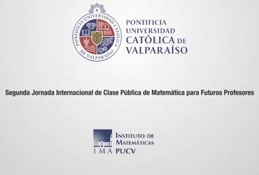 Concluyó exitosa Segunda Jornada Internacional de Clase Pública de Matemática
