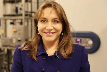 Académica María Elvira Zúñiga es la primera mujer en recibir el Premio Nacional del Colegio de Ingenieros de Chile