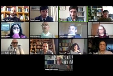 """Instituto de Historia organiza Simposio Internacional de Estudios Griegos """"Jorge González Förster"""""""