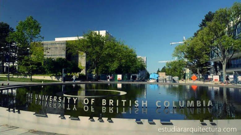 Universidad de la Columbia Británica  Arquitectura