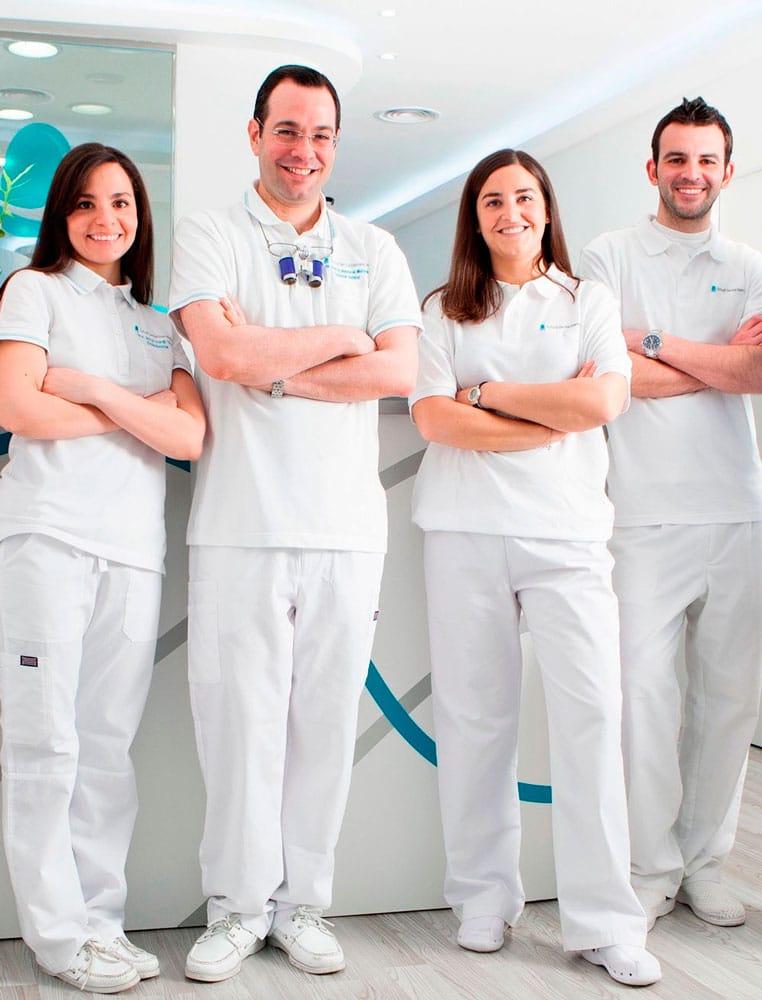 dentistas especialistas Barcelona