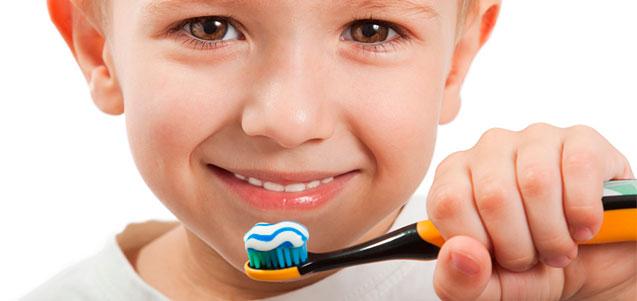 Educación dental para los niños