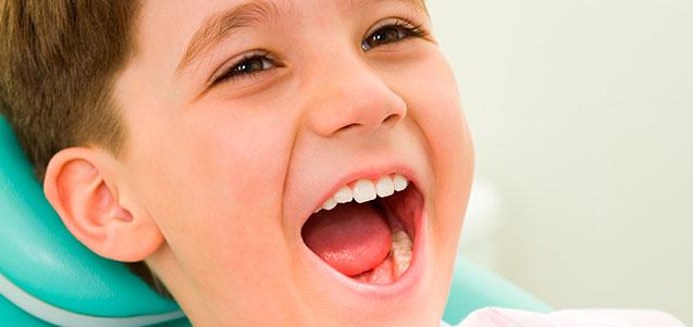 Dolor en la erupción dental
