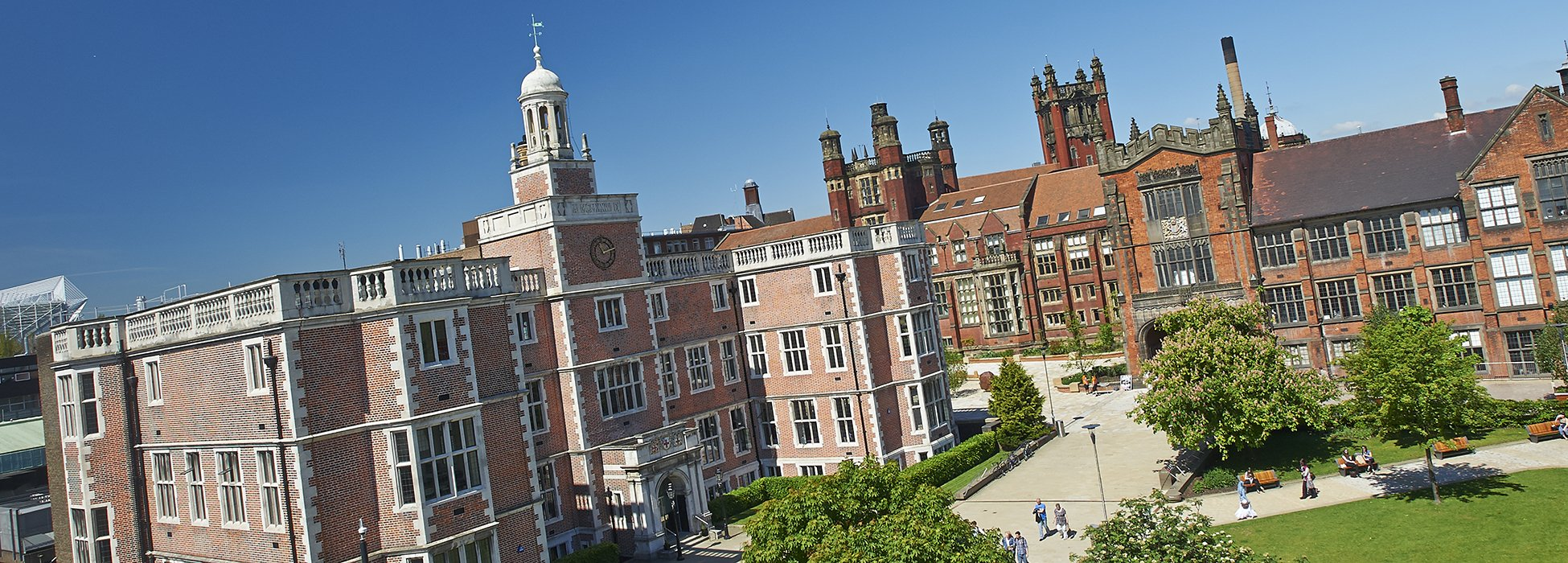 newcastle-university-aerial-view