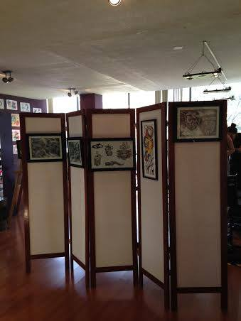 exposicion tributo al Flash