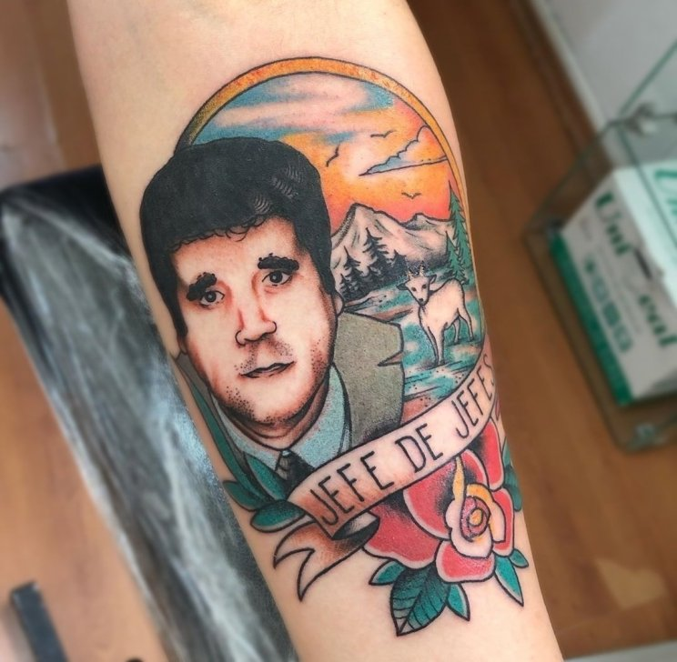 Tatuador: Víctor