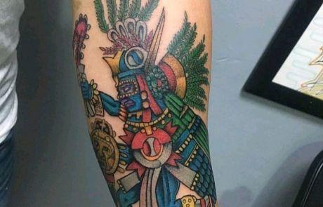 Tatuador: Martín