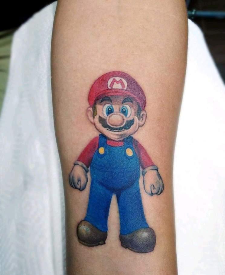 Tatuador: Mario