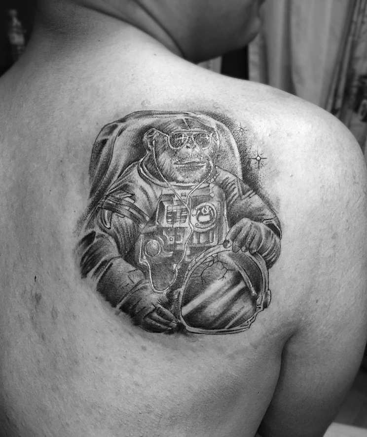 Tatuador: Ponch