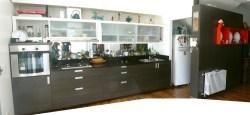 Hogar - Cocina - Melamina marca Masisa diseño Roble Inglés