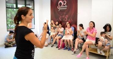 Primer contacto con el flamenco