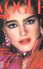Brooke Shields Vogue