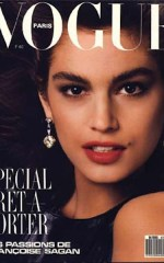 Cindy Crawford Vogue