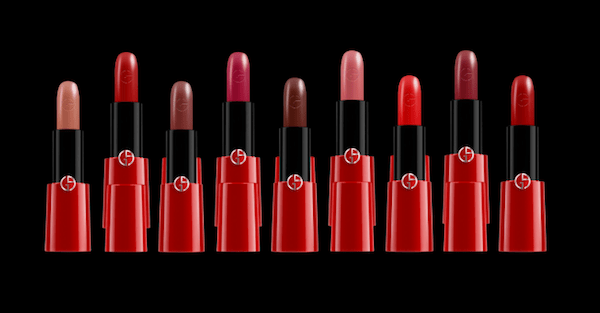 rouge ecstacy lipstick by giorgio armani