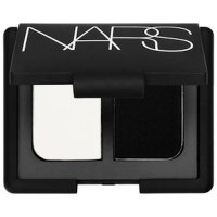 NARS Eyeshadow Duo Pandora White Shimmer and Matte Black
