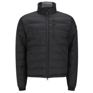 lodge jacket black