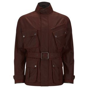 wax cotton field jacket