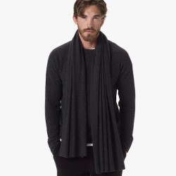 James Perse Cashmere Scarf, $295
