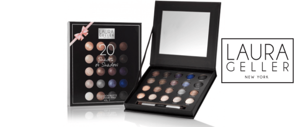 laura geller 20 shades of shadow v.2, $55