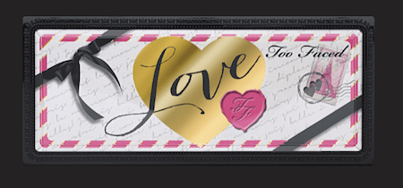 Too Faced Love Palette, $49